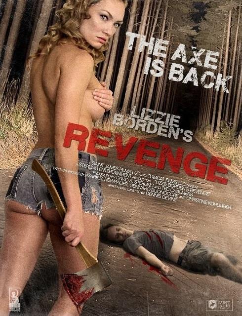 فيلم Lizzie Bordens Revenge 2013 مترجم اون لاين للكبار فقط