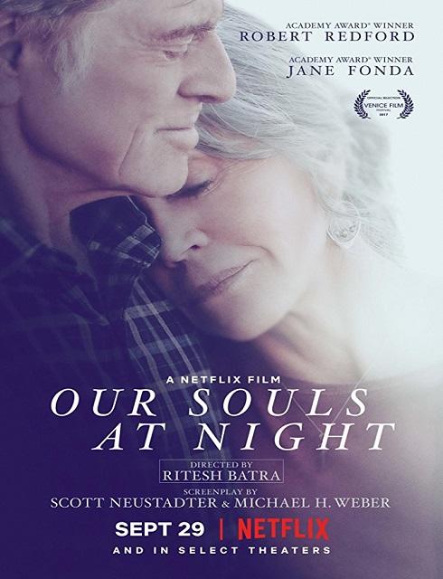 فيلم Our Souls at Night 2017 مترجم اون لاين
