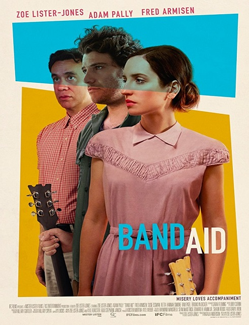 فيلم Band Aid 2017 مترجم اون لاين