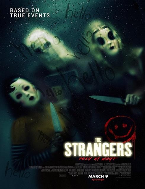 فيلم The Strangers Prey at Night 2018 مترجم اون لاين