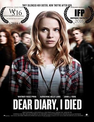 فيلم Dear Diary I Died 2016 HD مترجم اون لاين