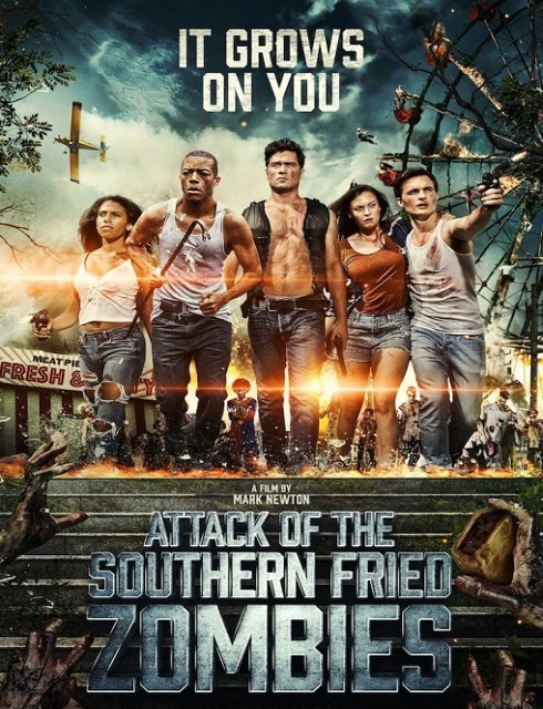 فيلم Attack of the Southern Fried Zombie 2017 مترجم اون لاين