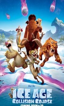 مشاهدة فيلم Ice Age Collision Course 2016 مترجم اون لاين