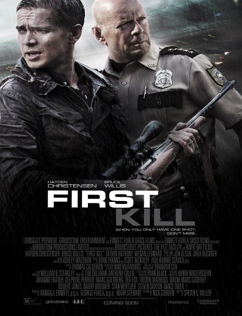 مشاهدة فيلم First Kill 2017 HD مترجم