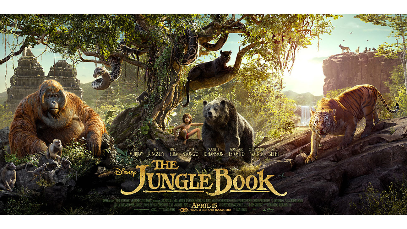 فيلم the jungle book 2016 مترجم او لاين