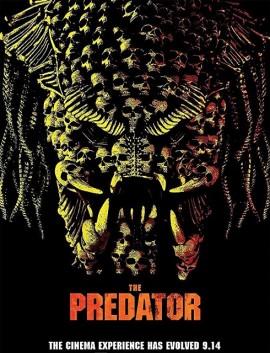 فيلم The Predator 2018 مترجم اون لاين