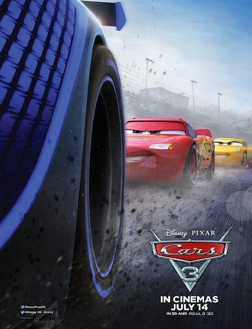 فيلم Cars 3 2017 HD مترجم اون لاين
