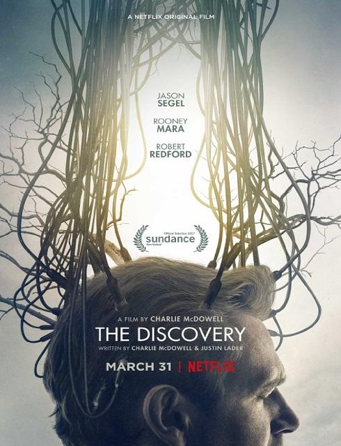 فيلم The Discovery 2017 HD مترجم اون لاين