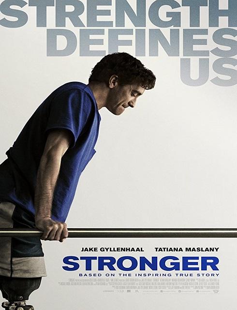 فيلم Stronger 2017 مترجم اون لاين BluRay