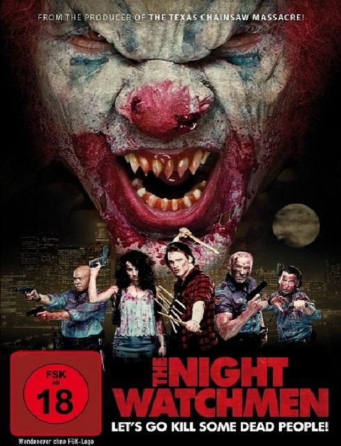 فيلم The Night Watchmen 2016 HD مترجم اون لاين