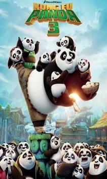 فيلم Kung Fu Panda 3 2016 مدبلج اون لاين