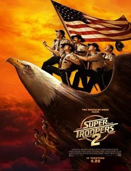 فيلم Super Troopers 2 2018 مترجم اون لاين