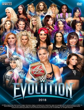 عرض WWE Evolution 2018 HD مترجم اون لاين