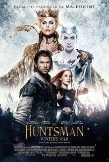 فيلم The Huntsman Winters War 2016 HDRip مترجم اون لاين