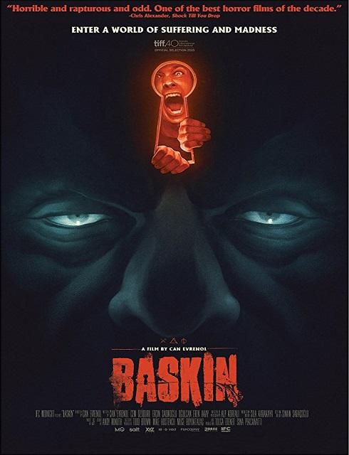 فيلم Baskin 2015 مترجم اون لاين