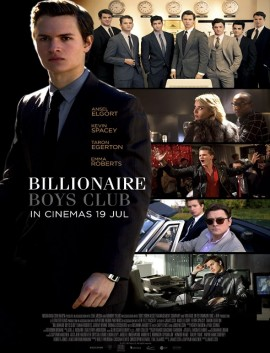 فيلم Billionaire Boys Club 2018 مترجم اون لاين