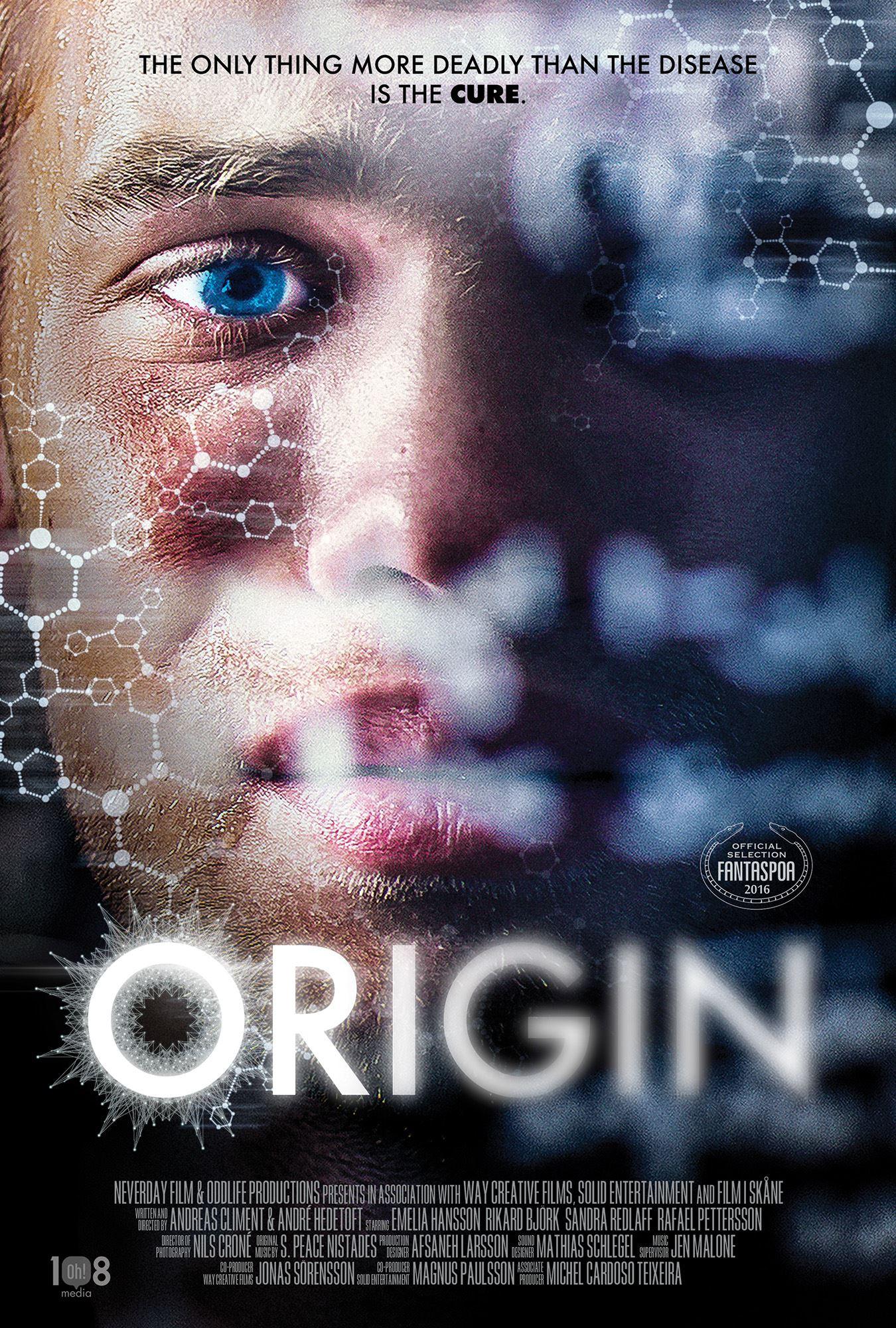 مشاهدة فيلم Origin 2016 مترجم اون لاين