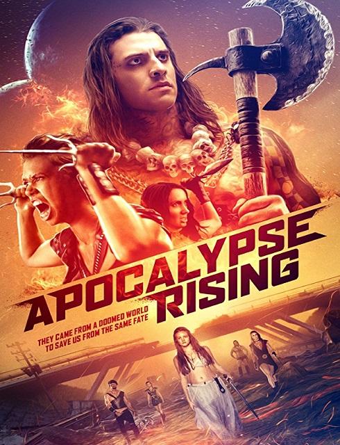 فيلم Apocalypse Rising 2018 مترجم اون لاين