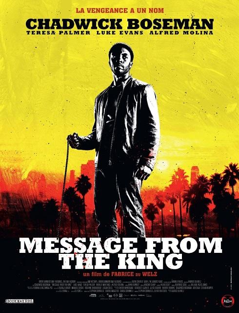 فيلم Message from the King 2016 مترجم اون لاين