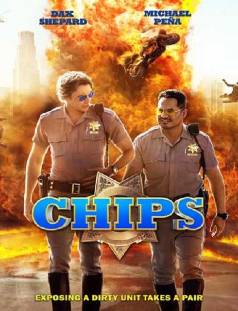 فيلم CHIPS 2017 HD مترجم اون لاين