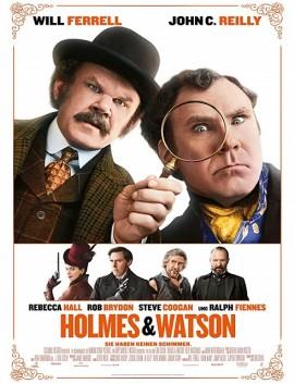 فيلم Holmes And Watson 2018 مترجم