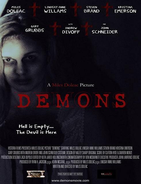 فيلم Demons 2017 مترجم اون لاين