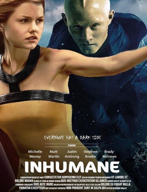 فيلم Inhumane 2018 مترجم اون لاين