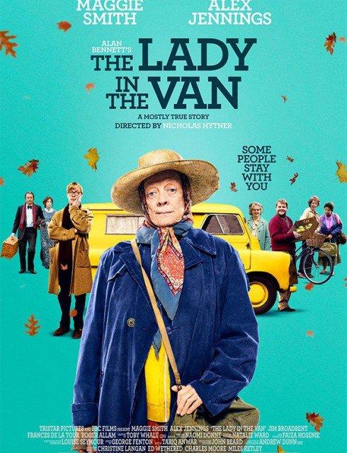 فيلم The Lady in the Van 2015 مترجم اون لاين