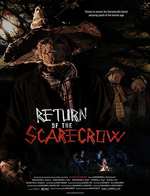 فيلم Return of the Scarecrow 2018 مترجم اون لاين