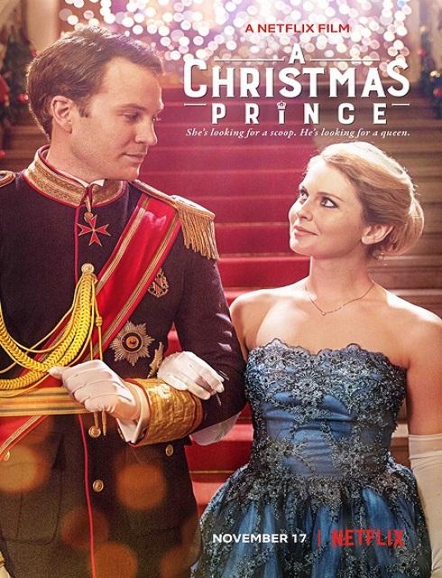 فيلم A Christmas Prince 2017 مترجم اون لاين