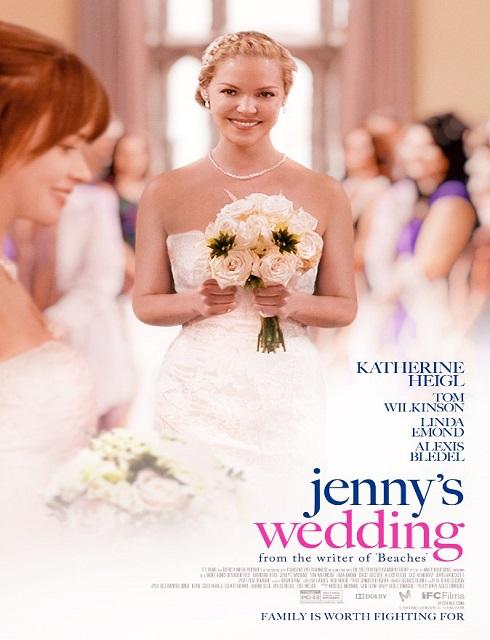 فيلم Jennys Wedding 2015 مترجم اون لاين