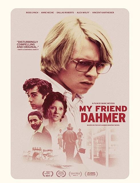 فيلم My Friend Dahmer 2017 مترجم اون لاين
