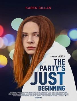 فيلم The Partys Just Beginning 2018 مترجم اون لاين