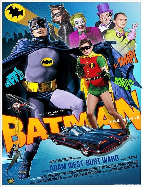 فيلم Batman 1966 مترجم اون لاين