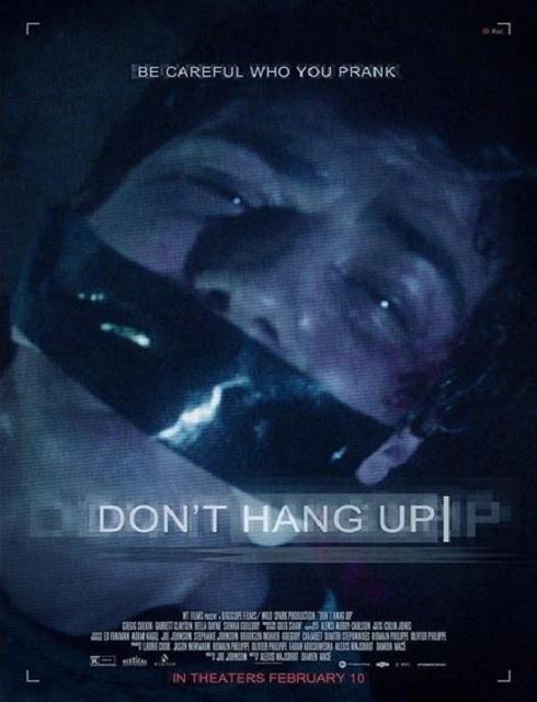 مشاهدة فيلم Dont Hang Up 2016 HD مترجم اون لاين
