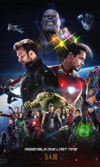 فيلم Avengers Infinity War 2018 مترجم اون لاين