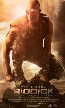 فيلم Riddick 2013 مترجم اون لاين