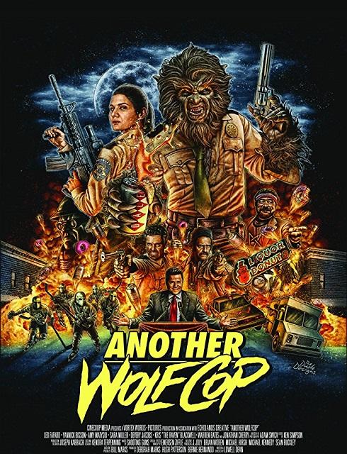 فيلم Another WolfCop 2017 مترجم اون لاين