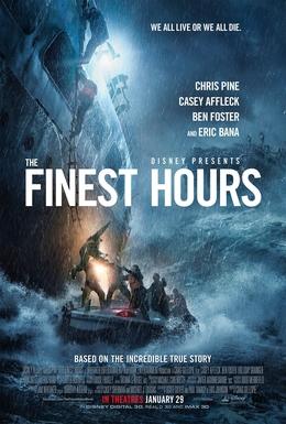 فيلم The Finest Hours 2016 مترجم اون لاين