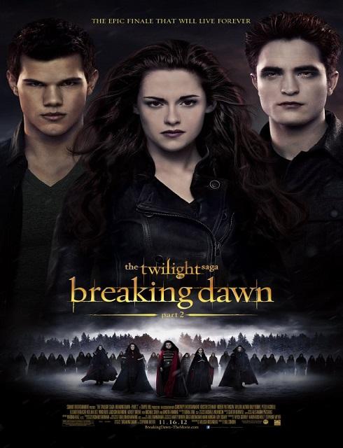 فيلم The Twilight Saga Breaking Dawn Part 2 2012 مترجم اون لاين