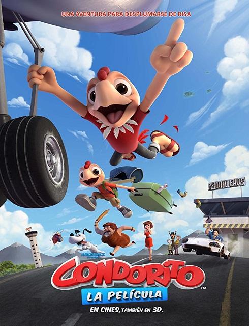 فيلم Condorito The Movie 2017 مترجم اون لاين