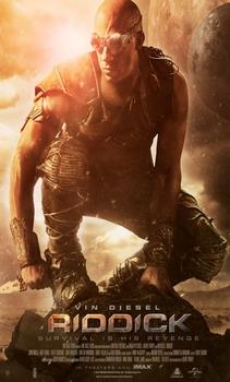 مشاهدة فيلم Riddick 2013 مترجم اون لاين