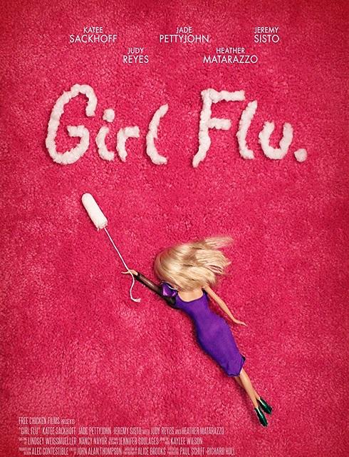فيلم Girl Flu 2016 مترجم اون لاين