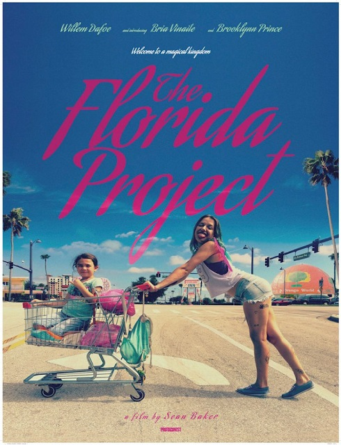 The Florida Project 2017 مترجم اون لاين