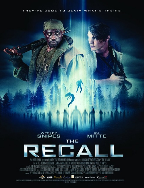 فيلم The Recall 2017 HD مترجم اون لاين