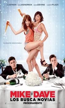 فيلم Mike and Dave Need Wedding Dates 2016 مترجم HD اون لاين