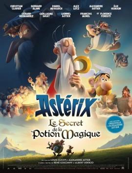 فيلم Asterix The Secret Of The Magic Potion 2018 مترجم