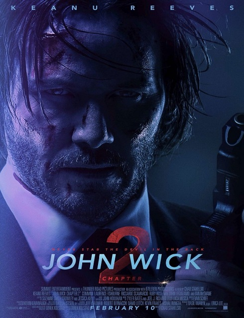 فيلم John Wick Chapter 2 2017 مترجم HD اون لاين
