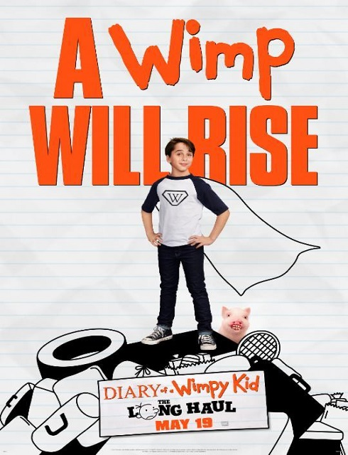 فيلم Diary of a Wimpy Kid The Long Haul 2017 HD مترجم