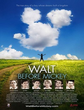 فيلم Walt Before Mickey 2015 مترجم